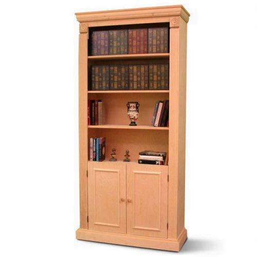 Unfinished Wood Bookcases 500 x 500